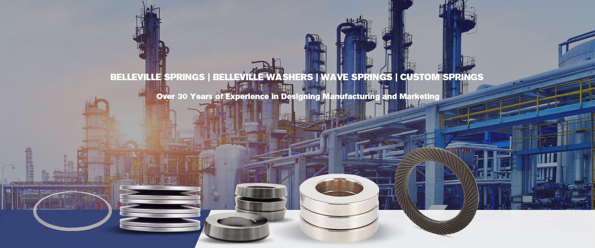 Belleville Springs Belleville Washers