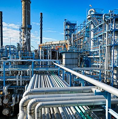 Petroleum and Chemical Industry