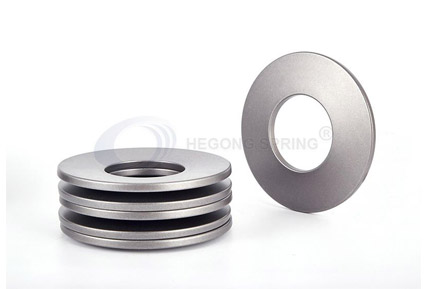 What is the Relative Advantage of Belleville Disc Springs in the Industry?