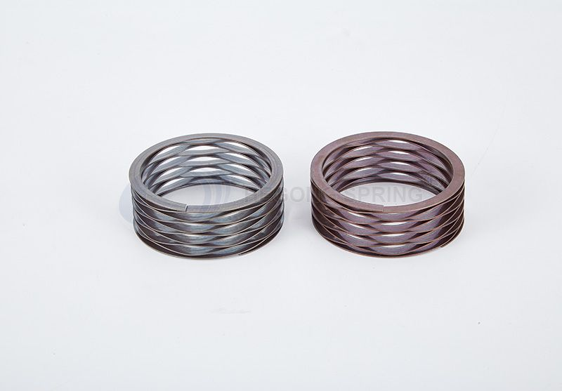 The Functions and Advantages of the Wave Springs